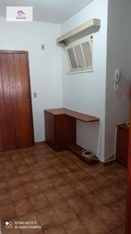 Apartamento com 1 dormitório à venda, 30 m² por R$ 130.000,00 - Goiabeiras - Vitória/ES - Foto 4