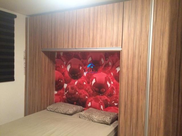 Apartamento à venda com 2 dormitórios em Jardim califórnia, Araraquara cod:AP0155_EDER - Foto 2