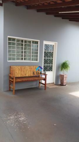 Casa à venda com 2 dormitórios em Parque gramado ii, Araraquara cod:CA0116_EDER - Foto 3