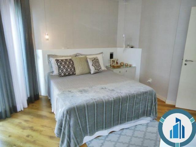 Apartamento para Venda, 03 dormitórios c/ suíte, 2 salas, 2 vagas, 120,87 m² privativos, B - Foto 12
