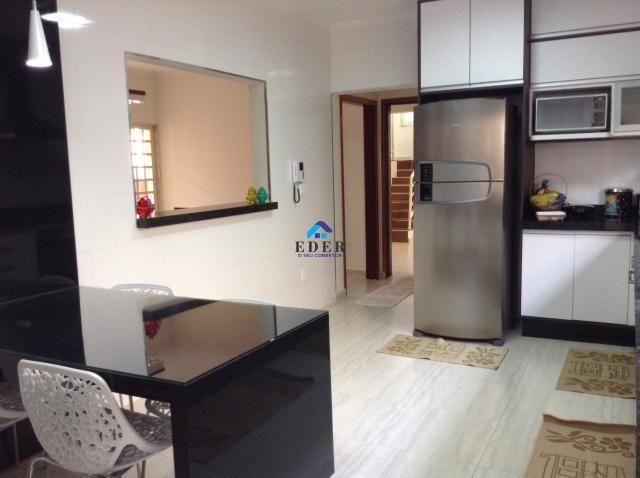 Casa à venda com 3 dormitórios em Vila girassol, Araraquara cod:CA0264_EDER - Foto 10