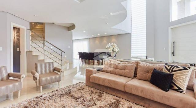Casa em Condomínio Clube com 5 suítes à venda, 404 m² por R$ 2.390.000 - Pinheirinho - Cur - Foto 9
