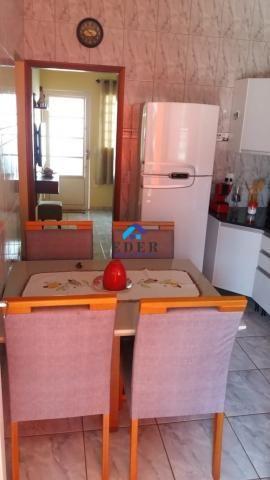 Casa à venda com 2 dormitórios em Parque gramado ii, Araraquara cod:CA0116_EDER - Foto 9
