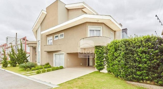 Casa em Condomínio Clube com 5 suítes à venda, 404 m² por R$ 2.390.000 - Pinheirinho - Cur - Foto 3