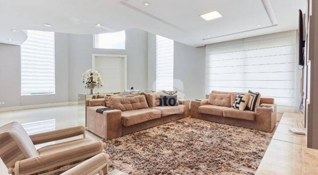 Casa em Condomínio Clube com 5 suítes à venda, 404 m² por R$ 2.390.000 - Pinheirinho - Cur - Foto 8