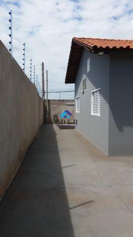 Casa à venda com 2 dormitórios em Parque gramado ii, Araraquara cod:CA0116_EDER - Foto 13