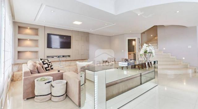 Casa em Condomínio Clube com 5 suítes à venda, 404 m² por R$ 2.390.000 - Pinheirinho - Cur - Foto 6