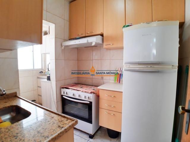 Apartamento à venda com 2 dormitórios em Rio branco, Belo horizonte cod:17060 - Foto 4