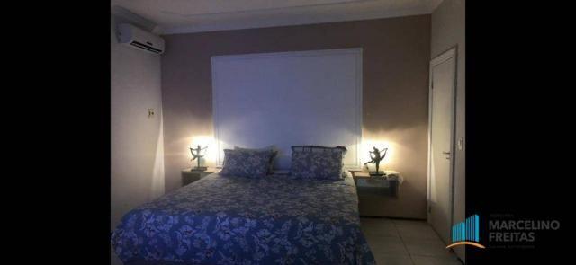 Casa à venda, 210 m² por R$ 550.000,00 - Mangabeira - Eusébio/CE - Foto 9