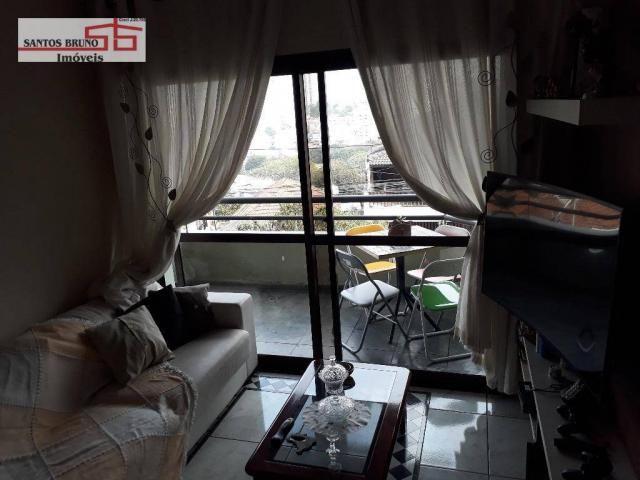 Apartamento com 4 dormitórios à venda, 117 m² por R$ 949.000,00 - Vila Palmeiras - São Pau - Foto 5