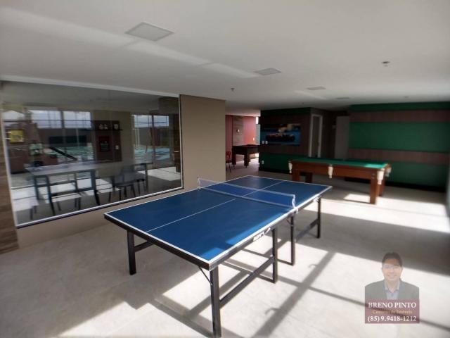 Apartamento à venda, 54 m² por R$ 430.000,00 - Fátima - Fortaleza/CE - Foto 19
