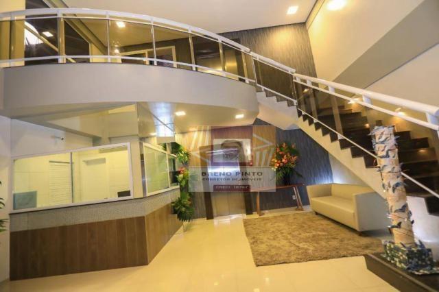 Apartamento no Serenitá Cócó com 3 dormitórios à venda, 98 m² por R$ 799.900 - Cocó - Fort - Foto 13