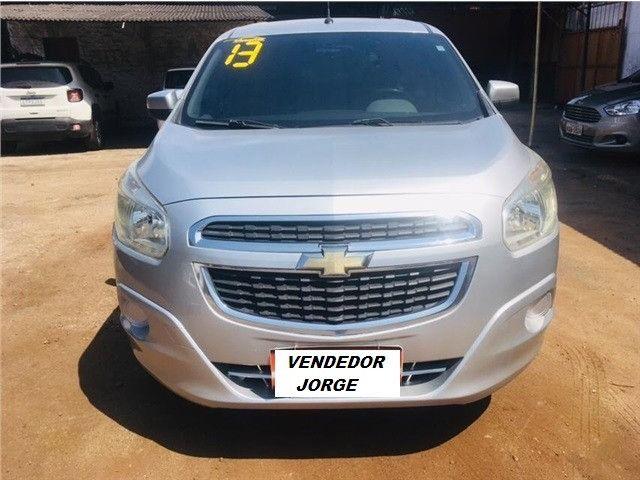 Chevrolet Spin Lt c/ multimídia e Gnv _ (sugestão) entrada 7mil + fixas 489,00
