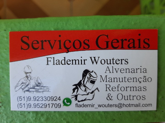 Serviços em geral