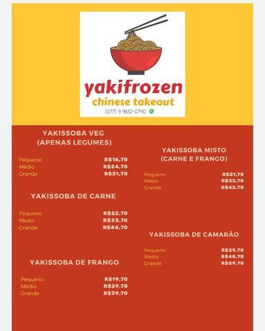 Yakifrozen - Yakissoba congelado! - Foto 2