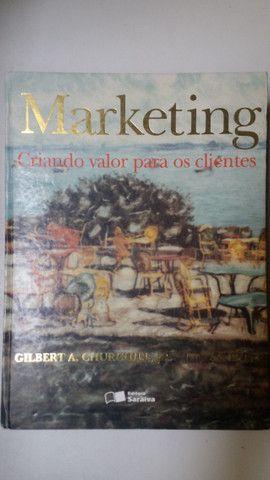Livro Marketing - Criando valor para os clientes