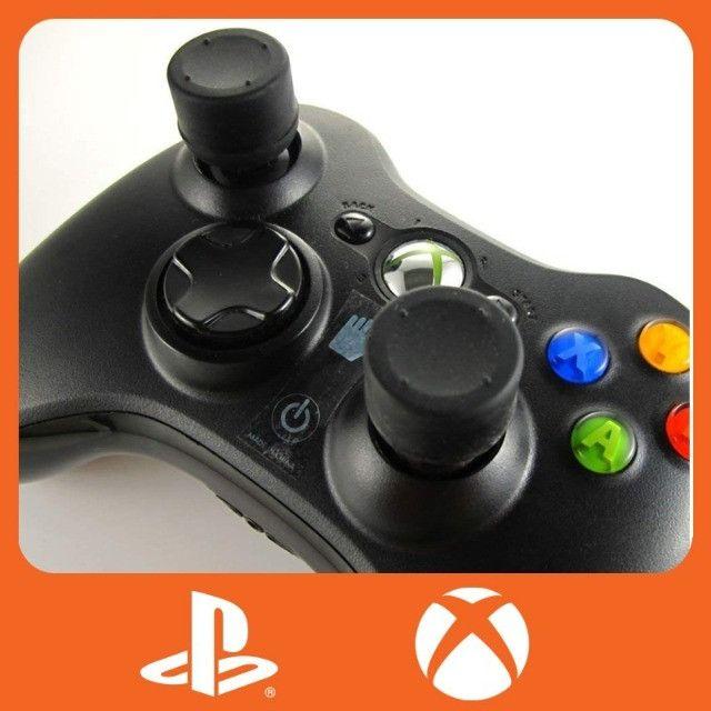 Kontrol Grip Alto Para Jogar Call Of Duty Ps4 Xbox One - Foto 4