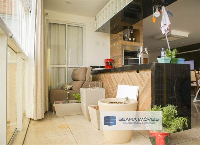 Lindíssimo Apartamento de 3 quartos, com 3 suítes na Praia da Costa ! - Foto 6