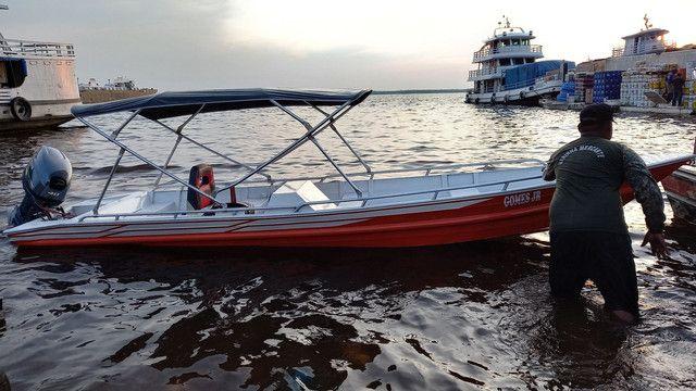 Canoas e botes em aluminio soldado .... - Foto 2