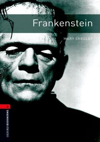 Frankestein Mary Shelley Inglês Oxford Bookworms Volume 3