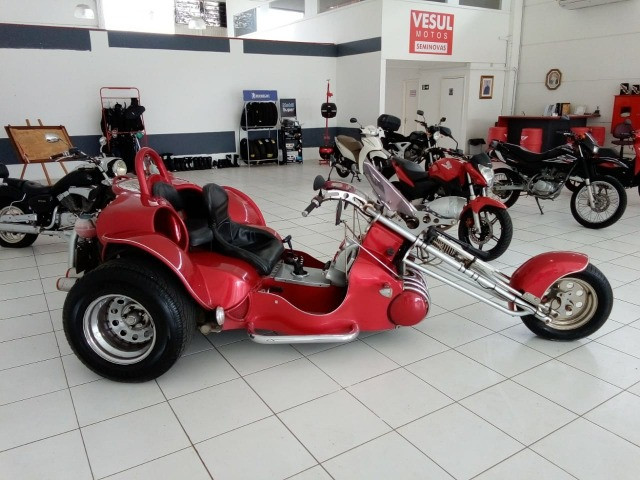 Triciclo cemim motor 2.0 ap injetado - Foto 4