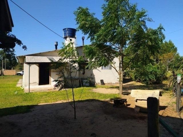 Velleda of sitio, casa, salão de festas, a 600 mts RS040, troca sítio maior - Foto 10