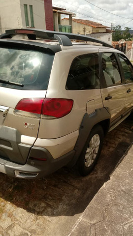 Carro fiat palio wk adven flex - Foto 3