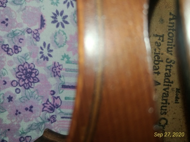 Violino Stradivarius Antigo - Foto 2