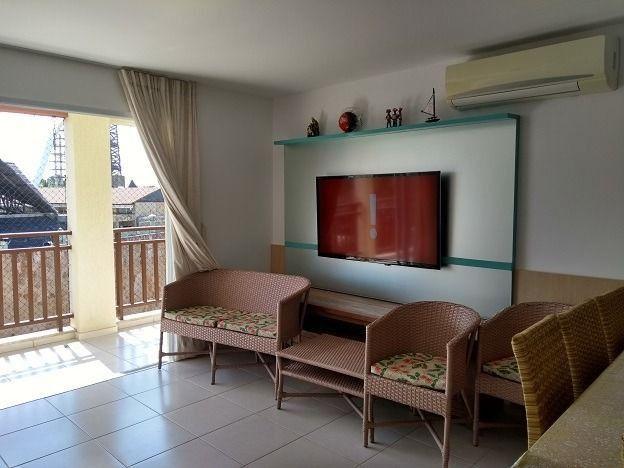 Apartamento Wellnes Beach Park Resort - Aquiraz (Porto das Dunas )