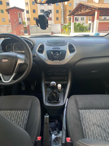 Carro Ford ka 1.0 3 cilindro - Foto 3