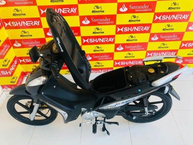 Avelloz AZ1 50cc Zero Km R$ 7.290 Com emplacamento Incluso - R2 Motos Cuiá/Geisel - Foto 8