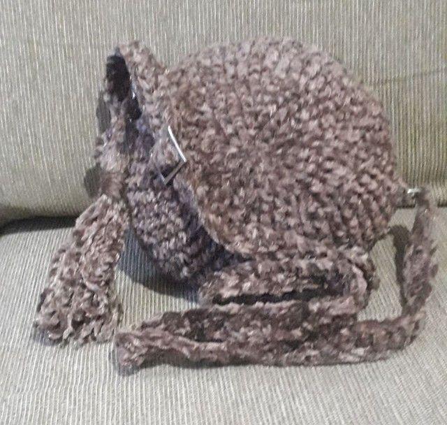 Bolsa crochê  - Foto 2