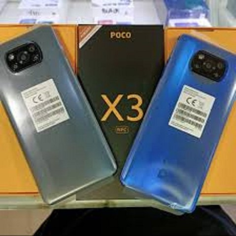 Poco X3 128 GB/6 GB Ram nfc Azul China - Foto 3
