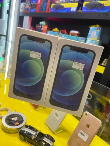 iPhone 12 mini 64gb novos lacrados com 1 ano de garantia Apple