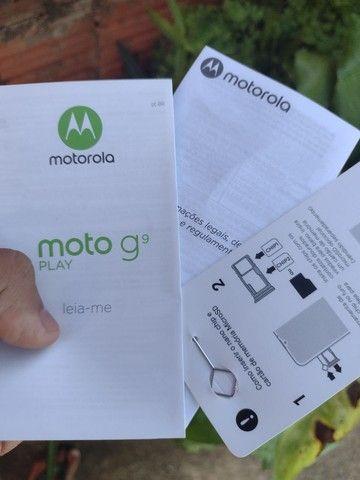 Moto g9 play troco por iPhone x e xr - Foto 6