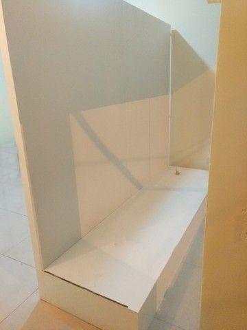 Tablado para vitrine mostruário manequins, celulares calçados - Foto 4