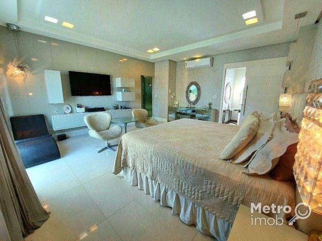 Casa de Condomínio com 5 quartos à venda, 600 m² por R$ 4.800.000 - Cohama - São Luís/MA - Foto 17