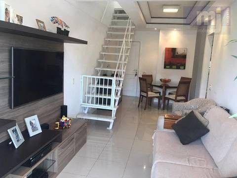 Cobertura com 3 quartos à venda, 140 m² por R$ 815.000 - Icaraí - Foto 5