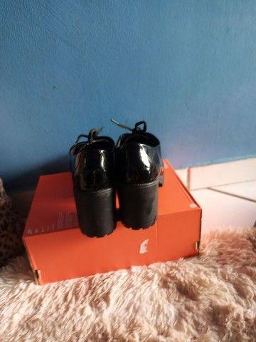Promoção!Sapato tratorado n.37 - Foto 3