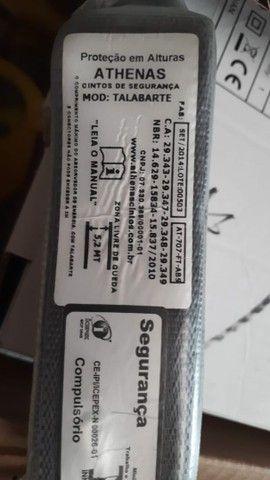 talabarte ancoragem com absorvedor de energia - Foto 3