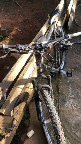 Bicicleta freio a disco  - Foto 2