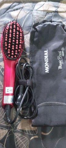 Escova modeladora alisadoura - Foto 3