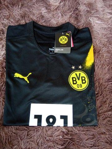 Camisa Borussia Dortmund 110,00 R$ - Foto 3