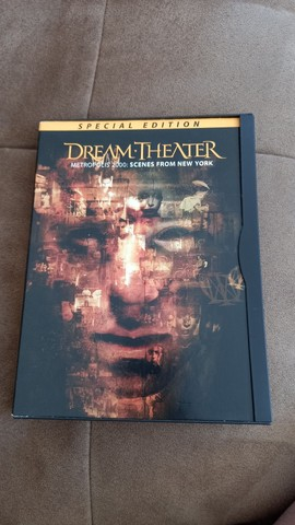 Dvd Dreams theater scenes fronteiras New york