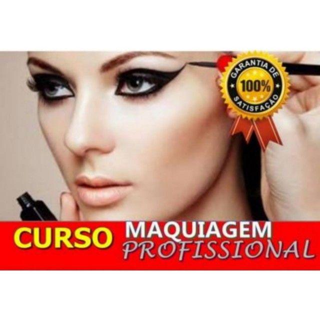 Curso de Maquiagem Profissional 3.0