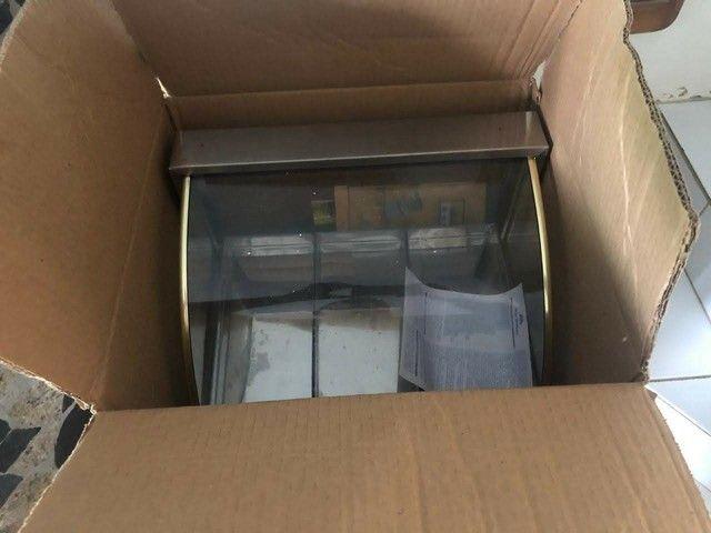 Estufa de salgados 3 bandejas - Foto 2