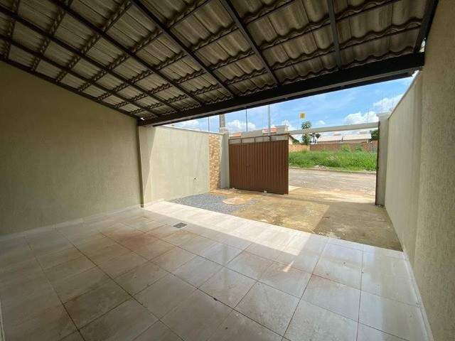 Casa 2 quartos com garagem coberta e excelente acabamento - Foto 3