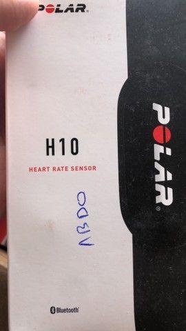 Polar H10 - Transmissor Cardíaco