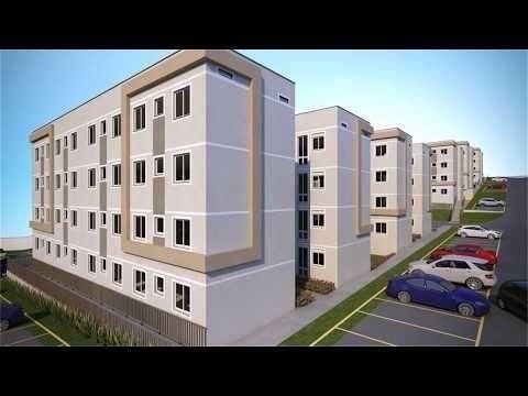VMG-Apartamento Venda, muito conforto, lazer completo e segurança de condomínio fechado. - Foto 5