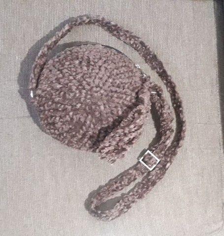 Bolsa crochê  - Foto 3